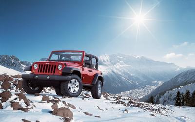 2010 Jeep Wrangler Rubicon wallpaper