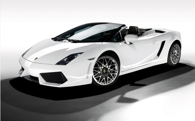 2010 Lamborghini Gallardo LP560-4 Spyder wallpaper