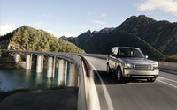 2010 Land Rover Range Rover wallpaper 1920x1200 jpg