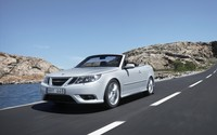2010 Saab 9-3 Convertible wallpaper 1920x1200 jpg