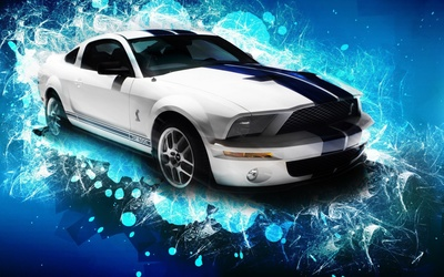 2010 Shelby GT500 wallpaper