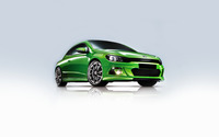 2011 ABT Volkswagen Scirocco wallpaper 2560x1600 jpg