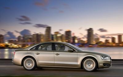 2011 Audi A8 wallpaper