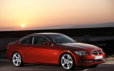 2011 BMW 3-Series wallpaper