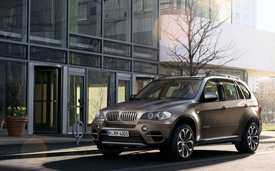 2011 BMW X5 wallpaper
