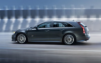 2011 Cadillac CTS-V Sport Wagon wallpaper 1920x1080 jpg