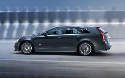 2011 Cadillac CTS-V Sport Wagon wallpaper
