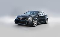 2011 Cadillac CTS-V Sport Wagon [2] wallpaper 1920x1200 jpg