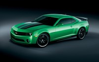 2011 Chevrolet Camaro Synergy wallpaper 1920x1200 jpg