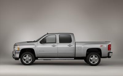 2011 Chevrolet Silverado wallpaper