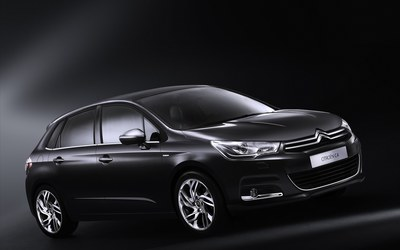 2011 Citroen C4 wallpaper