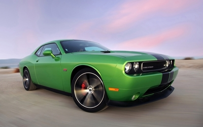 2011 Dodge Challenger SRT-8 wallpaper