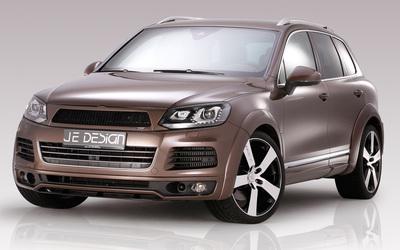 2011 JE Design Volkswagen Touareg Hybrid wallpaper