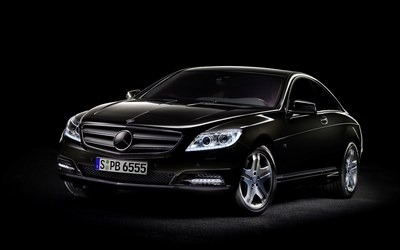 2011 Mercedes-Benz C-Class Coupe wallpaper