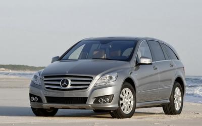 2011 Mercedes-Benz R-Class [2] wallpaper