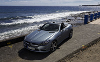 2011 Mercedes-Benz SLK 350 wallpaper 1920x1200 jpg