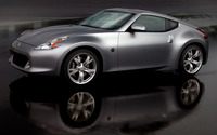 2011 Nissan 370Z Coupe wallpaper 1920x1200 jpg