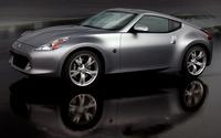 2011 Nissan 370Z Coupe wallpaper 1920x1200 jpg