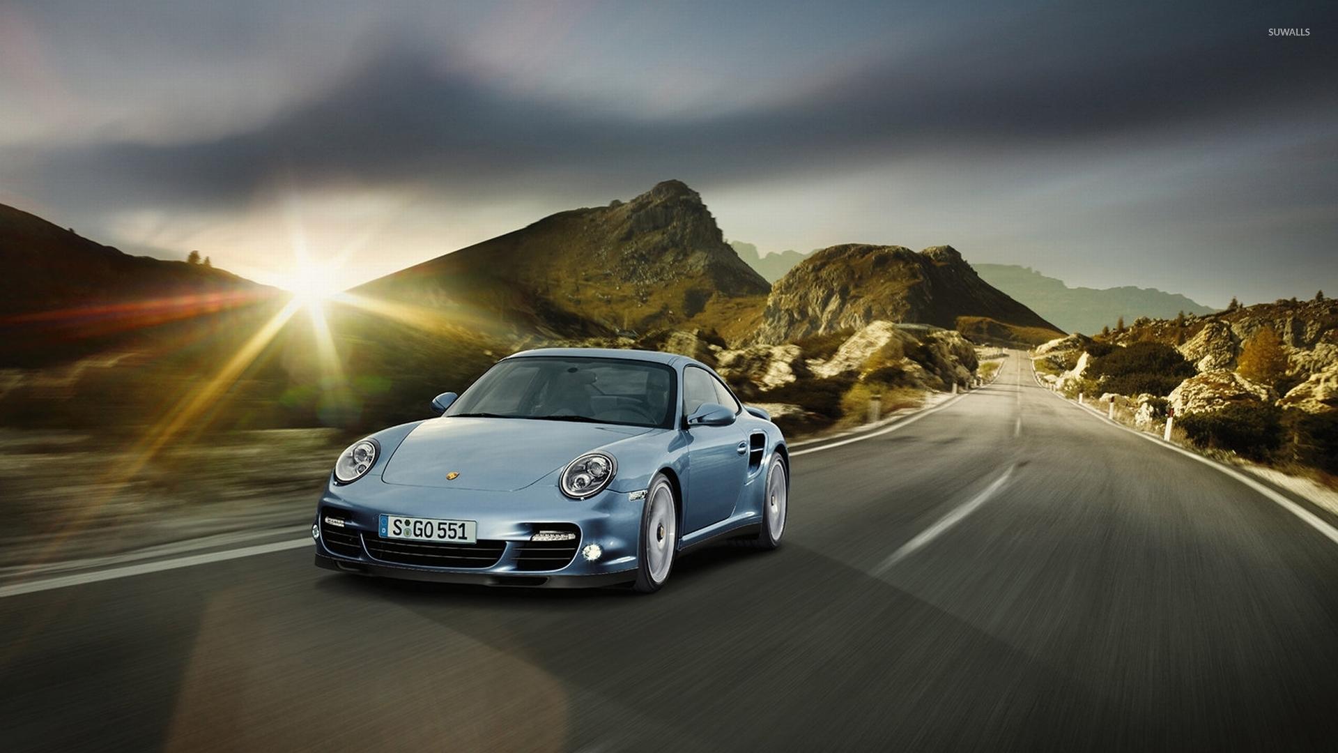 2011 Porsche 911 Turbo S wallpaper