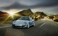 2011 Porsche 911 Turbo S wallpaper 1920x1080 jpg