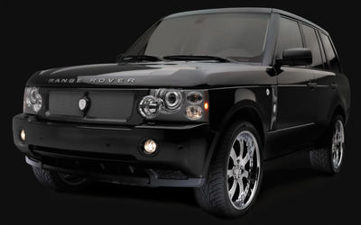 2011 Range Rover wallpaper