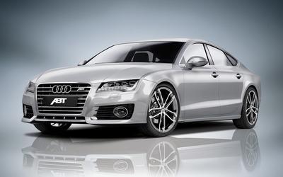 2012 ABT Audi A7 wallpaper