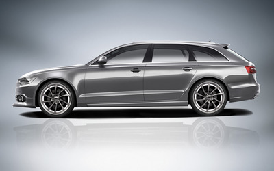 2012 ABT Audi AS6 side view [2] wallpaper
