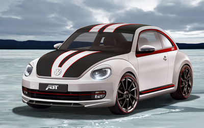 2012 ABT Volkswagen Beetle wallpaper