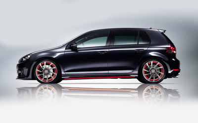 2012 ABT Volkswagen Golf 6 GTI wallpaper