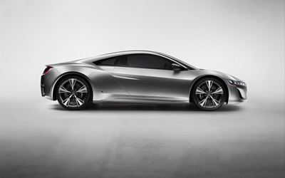 2012 Acura NSX Concept wallpaper