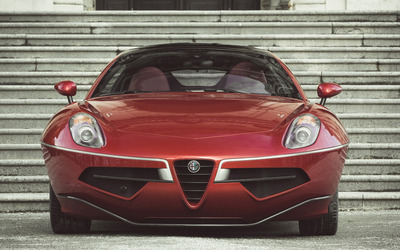 2012 Alfa Romeo Disco Volante [14] wallpaper