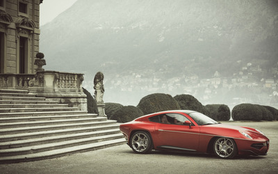2012 Alfa Romeo Disco Volante [4] wallpaper