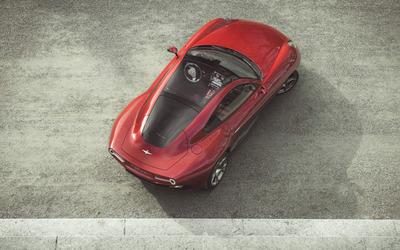 2012 Alfa Romeo Disco Volante [12] wallpaper