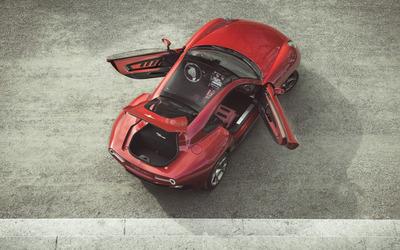 2012 Alfa Romeo Disco Volante [6] wallpaper