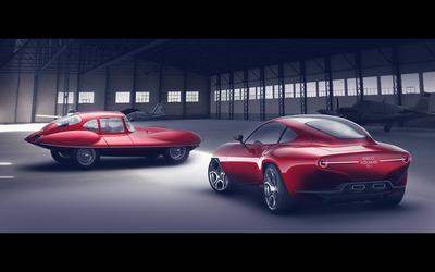 2012 Alfa Romeo Disco Volante [7] wallpaper