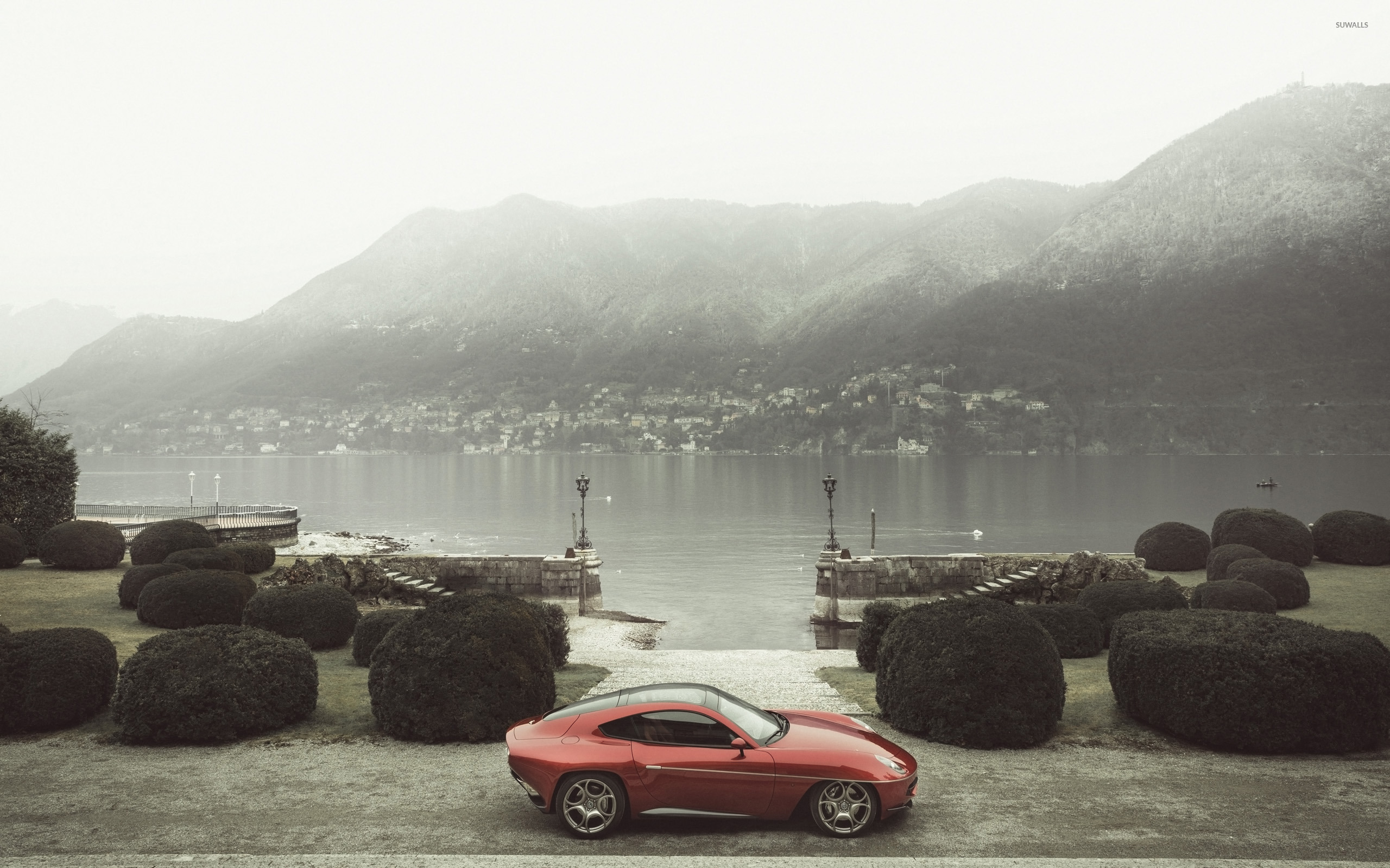 2012 Alfa Romeo Disco Volante [13] Wallpaper 2560x1600 Jpg