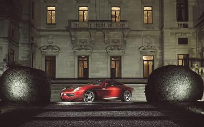 2012 Alfa Romeo Disco Volante [8] wallpaper