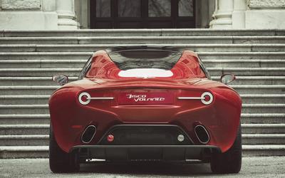 2012 Alfa Romeo Disco Volante [9] wallpaper