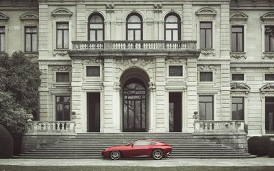 2012 Alfa Romeo Disco Volante [15] wallpaper