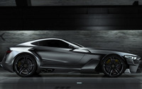 2012 Aspid GT-21 Invictus side view wallpaper 1920x1200 jpg
