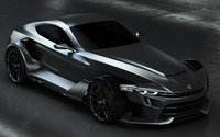 2012 Aspid GT-21 Invictus top view wallpaper 1920x1080 jpg