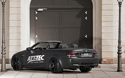 2012 ATT TEC BMW M3 convertible wallpaper