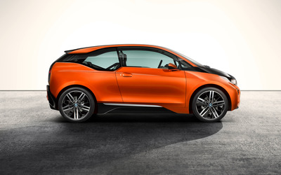 2012 BMW i3 Concept Coupe wallpaper
