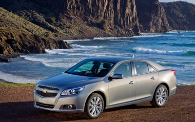 2012 Chevrolet Malibu wallpaper