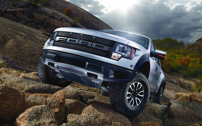 2012 Ford F-150 SVT Raptor wallpaper