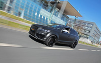 2012 Fostla Audi Q7 on the road wallpaper 2560x1600 jpg