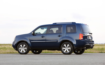 2012 Honda Pilot wallpaper