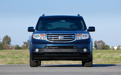 2012 Honda Pilot [2] wallpaper