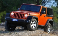 2012 Jeep Wrangler Rubicon wallpaper 1920x1200 jpg