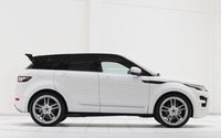 2012 Land Rover Range Rover Evoque wallpaper 1920x1200 jpg